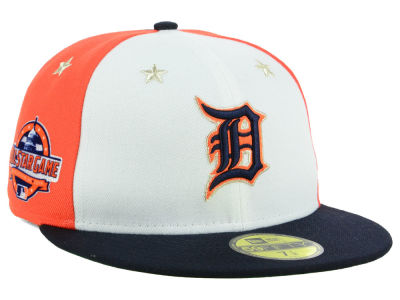 Detroit Tigers New Era 2018 MLB Kids All Star Game Patch 59FIFTY Cap