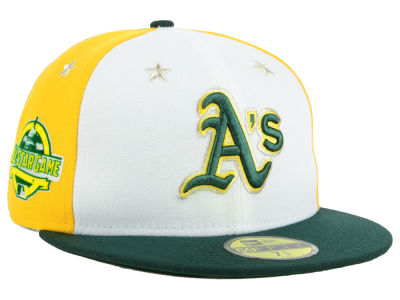 Oakland Athletics New Era 2018 MLB Kids All Star Game Patch 59FIFTY Cap