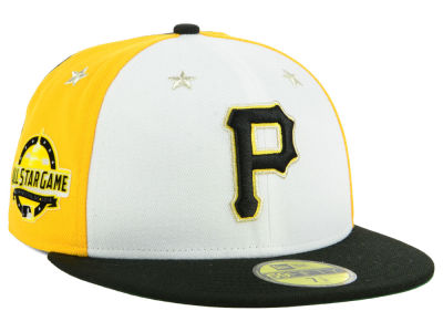 Pittsburgh Pirates New Era 2018 MLB Kids All Star Game Patch 59FIFTY Cap