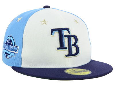 Tampa Bay Rays New Era 2018 MLB Kids All Star Game Patch 59FIFTY Cap