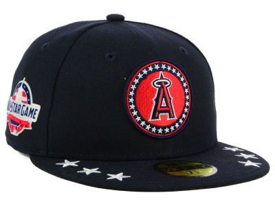 Los Angeles Angels New Era 2018 MLB All Star Workout 59FIFTY Cap