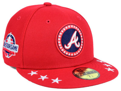 Atlanta Braves New Era 2018 MLB All Star Workout 59FIFTY Cap