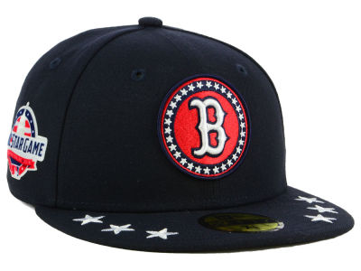 Boston Red Sox New Era 2018 MLB All Star Workout 59FIFTY Cap