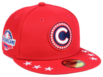 Chicago Cubs New Era 2018 MLB All Star Workout 59FIFTY Cap