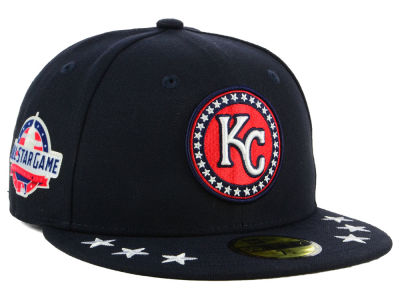 Kansas City Royals New Era 2018 MLB All Star Workout 59FIFTY Cap