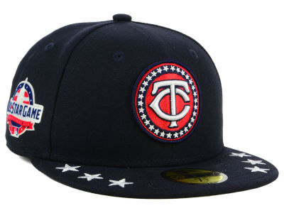 Minnesota Twins New Era 2018 MLB All Star Workout 59FIFTY Cap
