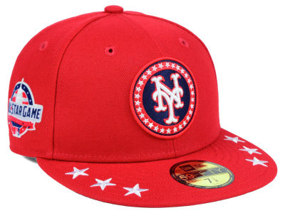 New York Mets New Era 2018 MLB All Star Workout 59FIFTY Cap