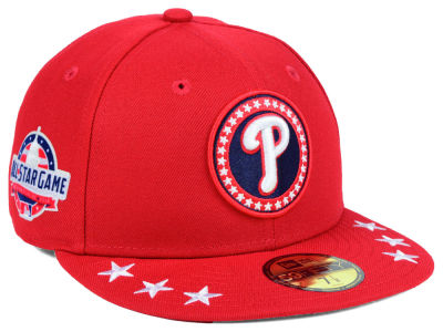 Philadelphia Phillies New Era 2018 MLB All Star Workout 59FIFTY Cap