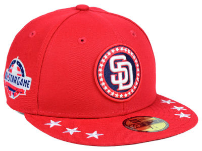 San Diego Padres New Era 2018 MLB All Star Workout 59FIFTY Cap