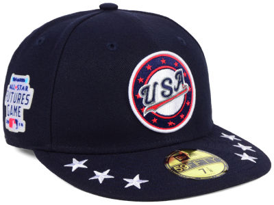 USA New Era 2018 MLB Futures Patch 59FIFTY Cap