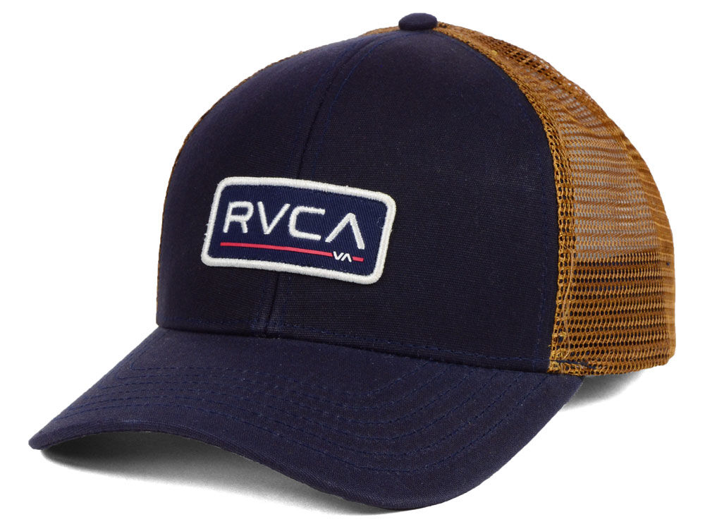 bd59e80fa65 RVCA Ticket Trucker Hat