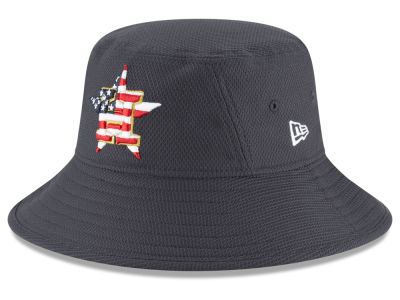Houston Astros New Era 2018 MLB Stars and Stripes Bucket