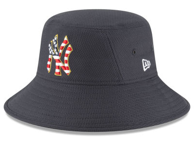 New York Yankees New Era 2018 MLB Stars and Stripes Bucket