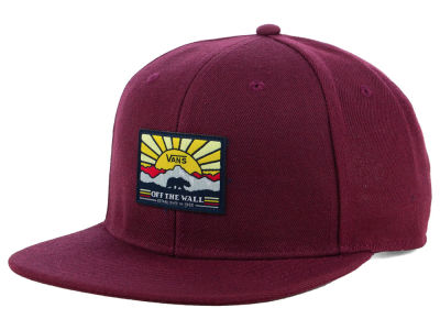 Vans Grizzly Mountain Snapback Cap