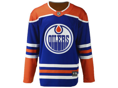 Edmonton Oilers NHL Branded NHL Men's Breakaway 40th Heritage Jersey