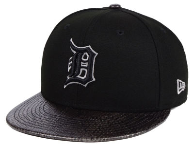 Detroit Tigers New Era MLB Snakeskin Sleek 59FIFTY Cap