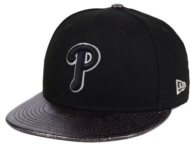 Philadelphia Phillies New Era MLB Snakeskin Sleek 59FIFTY Cap