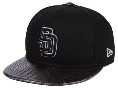 San Diego Padres New Era MLB Snakeskin Sleek 59FIFTY Cap