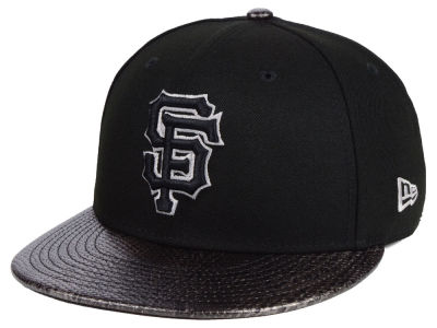 San Francisco Giants New Era MLB Snakeskin Sleek 59FIFTY Cap
