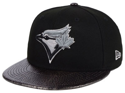 Toronto Blue Jays New Era MLB Snakeskin Sleek 59FIFTY Cap