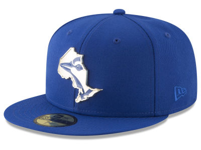 Toronto Blue Jays New Era MLB Gold Stated 59FIFTY Cap