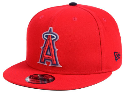 Los Angeles Angels New Era MLB Team Cleared 9FIFTY Snapback Cap