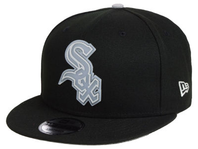 Chicago White Sox New Era MLB Team Cleared 9FIFTY Snapback Cap