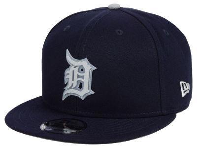 Detroit Tigers New Era MLB Team Cleared 9FIFTY Snapback Cap