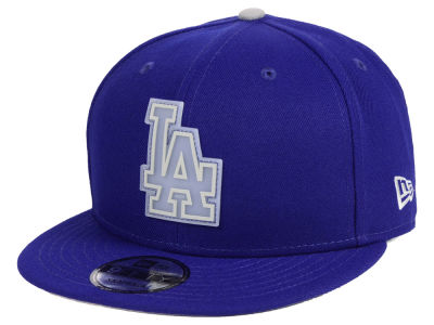 Los Angeles Dodgers New Era MLB Team Cleared 9FIFTY Snapback Cap