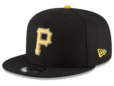 Pittsburgh Pirates New Era MLB Team Cleared 9FIFTY Snapback Cap d89d52edeba