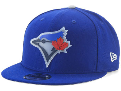 Toronto Blue Jays New Era MLB Team Cleared 9FIFTY Snapback Cap