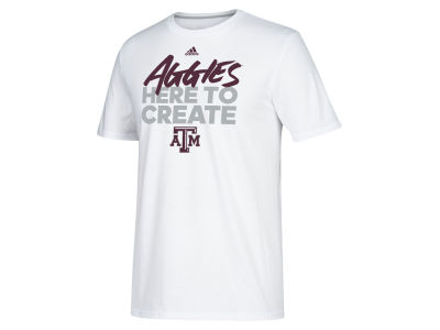 Texas A&M Aggies adidas 2018 NCAA Men's Selection Sunday T-Shirt