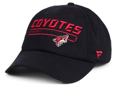 Arizona Coyotes NHL Rinkside Fundamental Adjustable Cap
