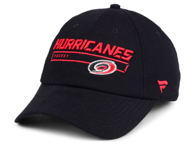 Carolina Hurricanes NHL Rinkside Fundamental Adjustable Cap