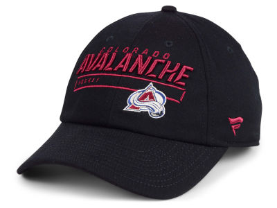 Colorado Avalanche NHL Rinkside Fundamental Adjustable Cap
