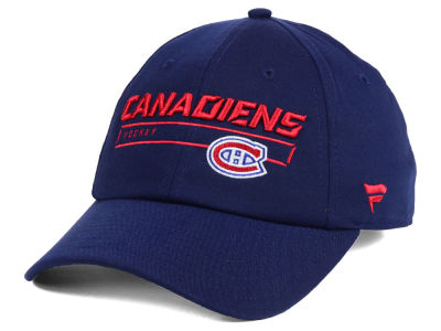 Montreal Canadiens NHL Rinkside Fundamental Adjustable Cap