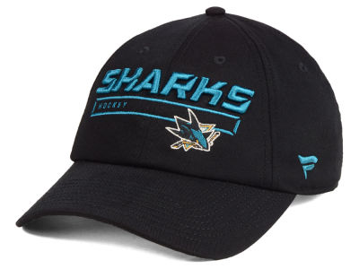 San Jose Sharks NHL Rinkside Fundamental Adjustable Cap