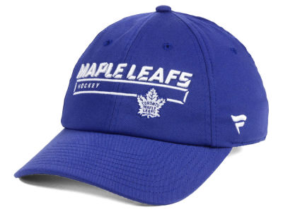 Toronto Maple Leafs NHL Rinkside Fundamental Adjustable Cap