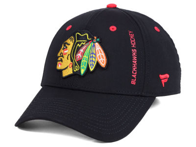 Chicago Blackhawks NHL Authentic Rinkside Flex Cap
