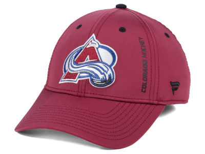 Colorado Avalanche NHL Authentic Rinkside Flex Cap