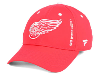 Detroit Red Wings NHL Authentic Rinkside Flex Cap