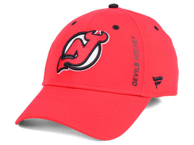 New Jersey Devils NHL Authentic Rinkside Flex Cap