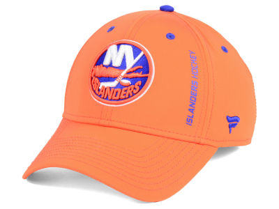 New York Islanders NHL Authentic Rinkside Flex Cap