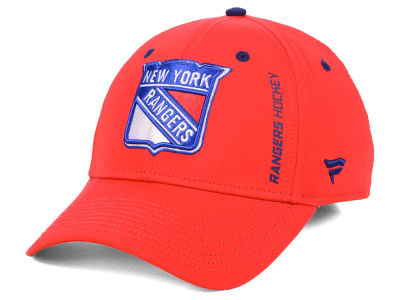 New York Rangers NHL Authentic Rinkside Flex Cap