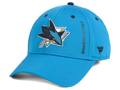 San Jose Sharks NHL Authentic Rinkside Flex Cap