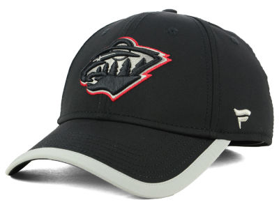 Minnesota Wild NHL Clutch Speed Flex Cap
