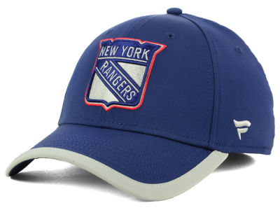 New York Rangers NHL Clutch Speed Flex Cap