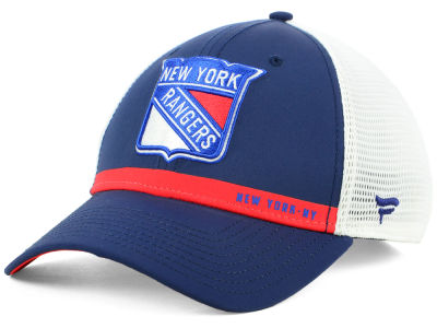 New York Rangers NHL Rinkside Trucker Adjustable Cap