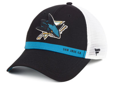 San Jose Sharks NHL Rinkside Trucker Adjustable Cap