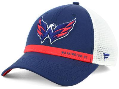 Washington Capitals NHL Rinkside Trucker Adjustable Cap 04d966b7e2b